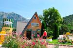 St. Vincent-les-Forts Camping  Provence-Alpes Campings